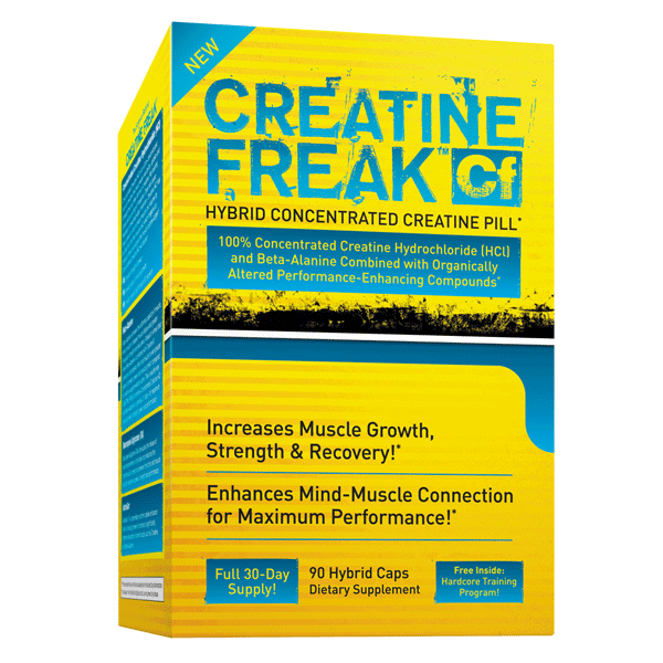 PF CREATINE FREAK 90