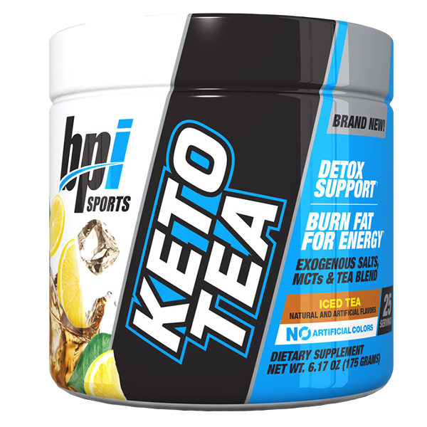 BPI Sports Keto Tea 25 Serve