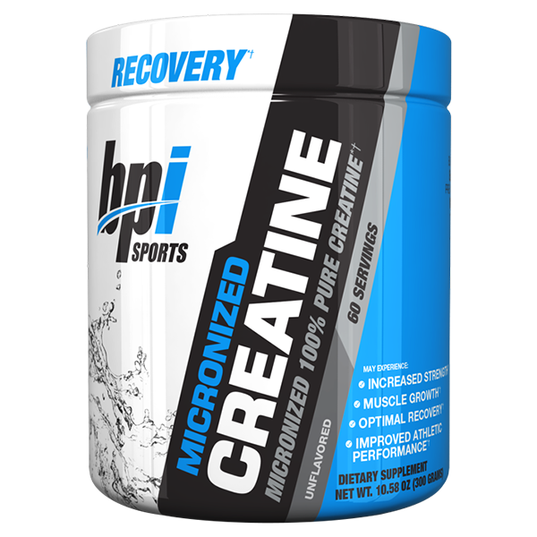 BPI Sports Micronized Creatine 60 Serve