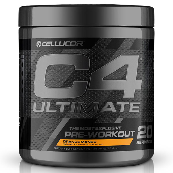 Cellucor C4 Ultimate 20 Serve