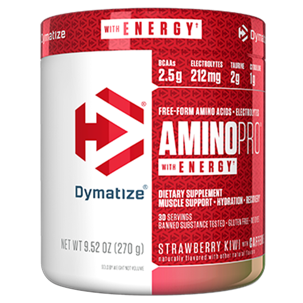 Dymatize Amino Pro Energy 30 Serve