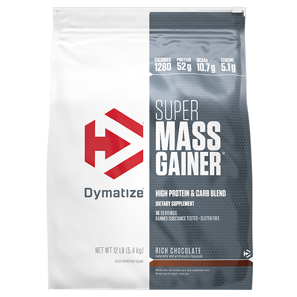 Dymatize Super Mass Gainer 12lb