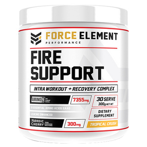 FIRE SUPPORT 30 SERVE