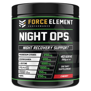 NIGHT OPS 40 SERVE