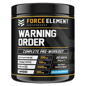 Force Element Warning Order 40 Serve