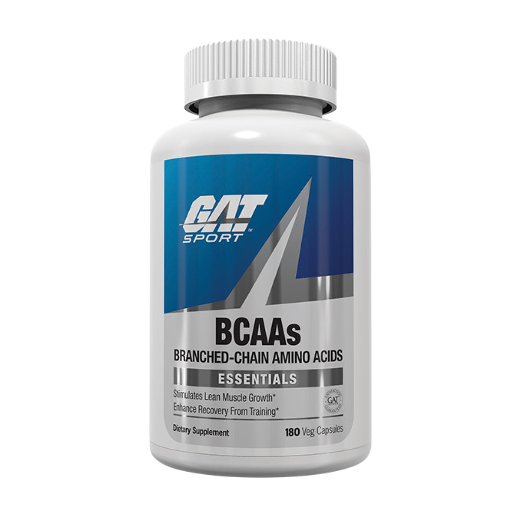 GAT Essentials BCAA Caps
