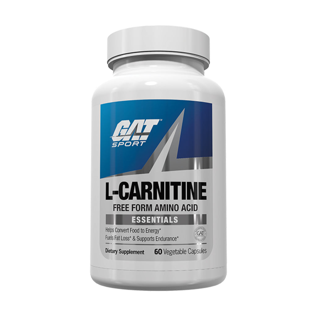 GAT Essentials L-Carnitine Caps (Buy One Get One Free)