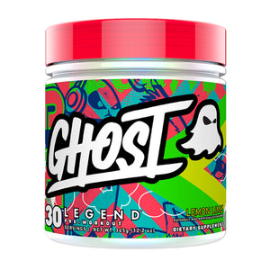Ghost Nutrition Legend Preworkout 30 Serve