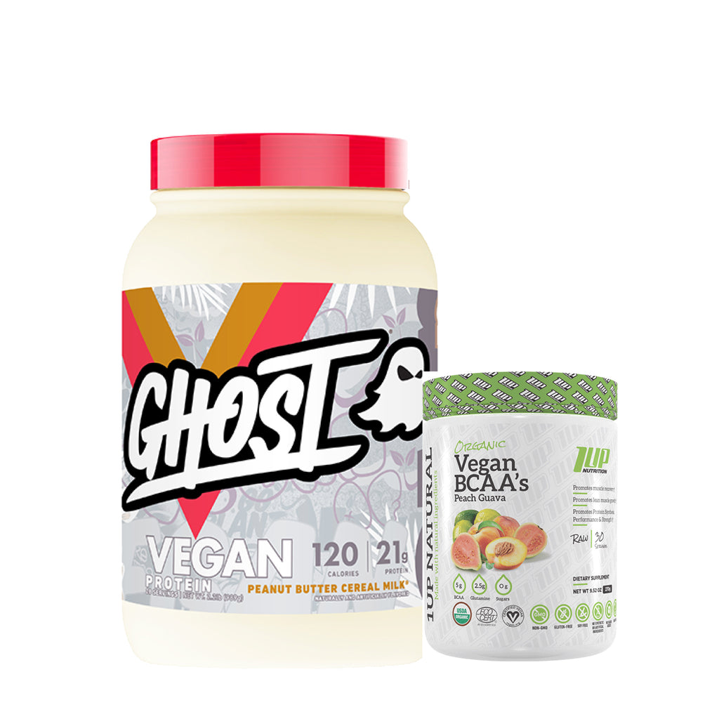 Ghost Vegan Essentials Stack