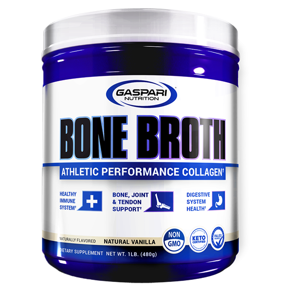 Gaspari Nutrition Bone Broth Collagen