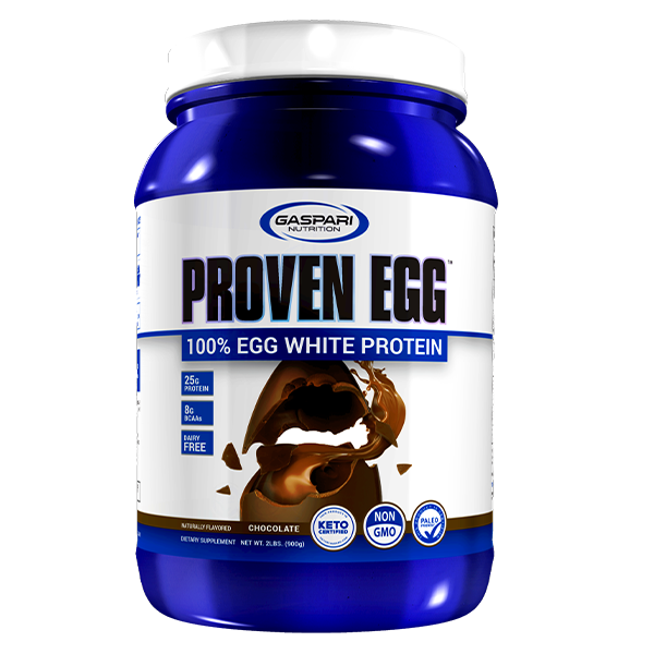 Gaspari Nutrition Proven 100% Egg Whites