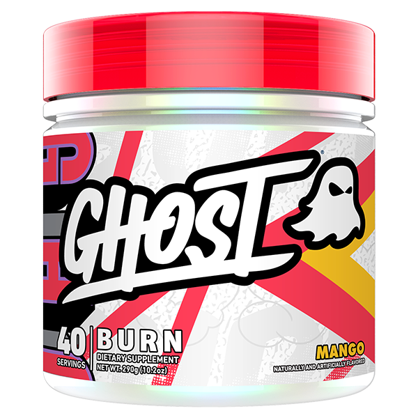 Ghost Nutrition Burn 40 Serve