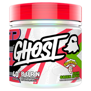 GHOST NUTRITION BURN