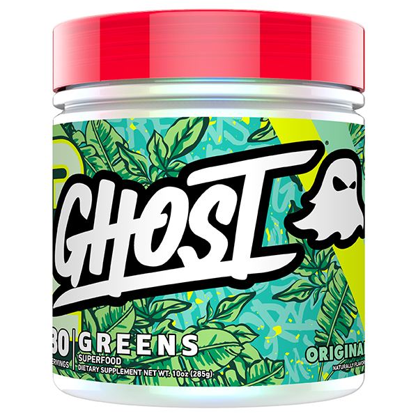 GHOST Greens 30 Serve
