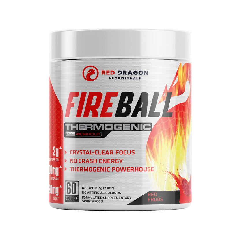 Fireball Thermogenic Pre-Workout