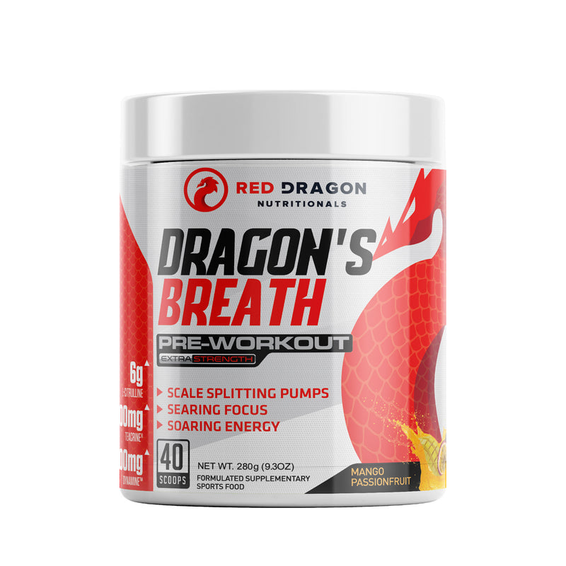 Dragons Breath Pre-workout