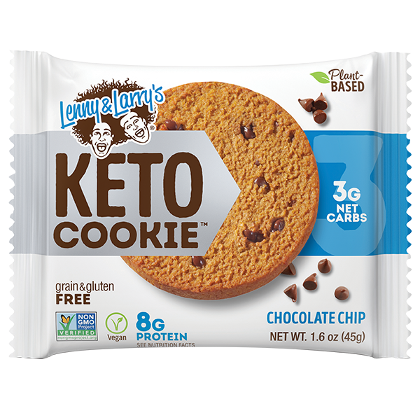 Lenny & Larry's Keto Cookies 12 Pack
