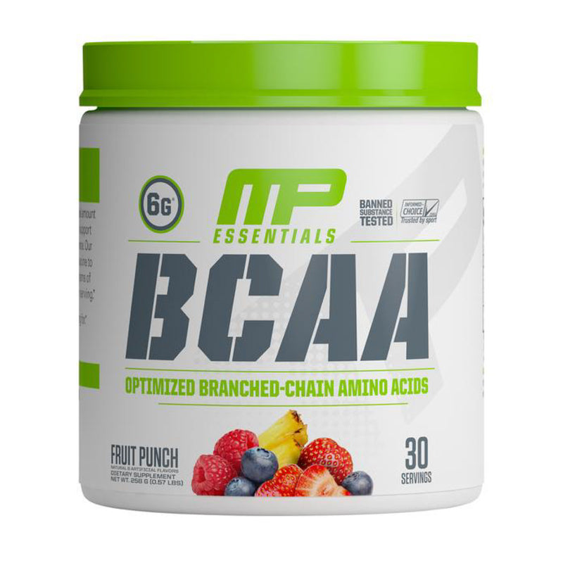 MP ESSENTIALS BCAA POWDER