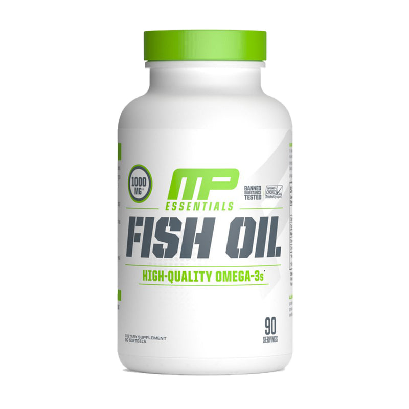 MP FISH OIL 90 CAPS