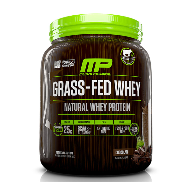MUSCLEPHARM GRASS FED PROTEIN 1LB