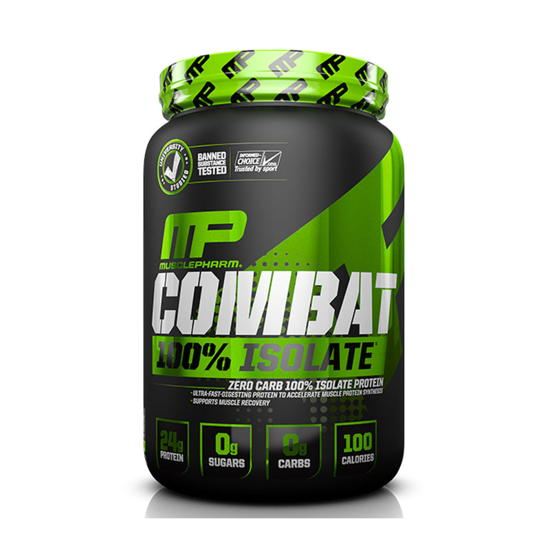 Musclepharm Combat Sport Isolate 2lb