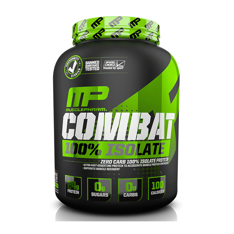 MUSCLEPHARM COMBAT 100%  ISOLATE 5LB