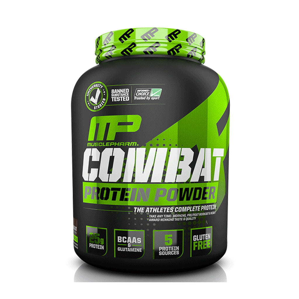 MusclePharm Combat Sport 4lb Whey Protein
