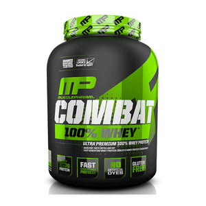 MusclePharm Combat 100% 5lb Whey