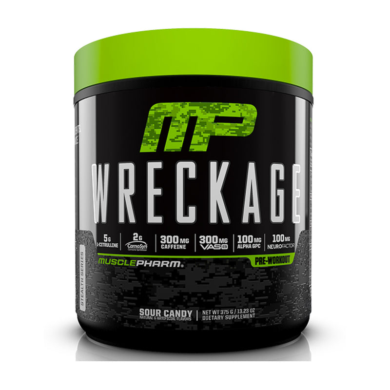 Musclepharm Wreckage Preworkout