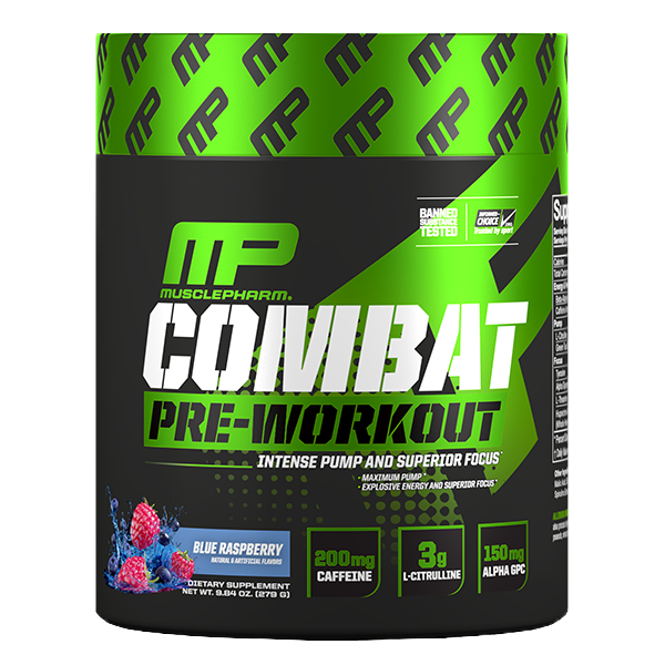 Musclepharm Combat Preworkout 30 Serve