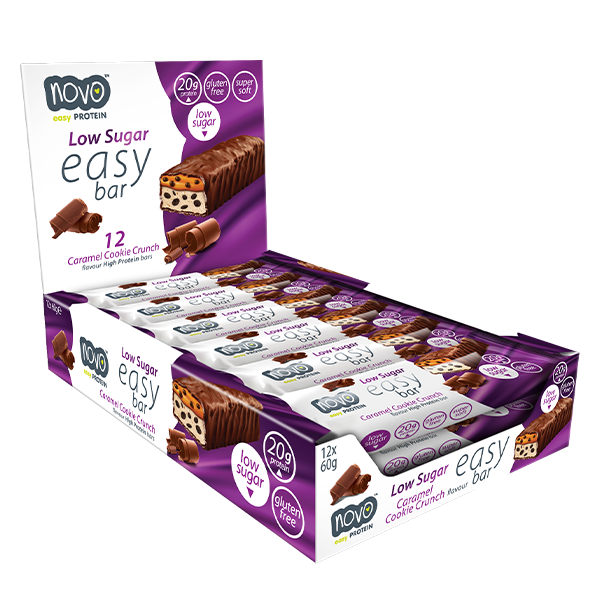 NOVO Protein Easy Bar 12 Pack
