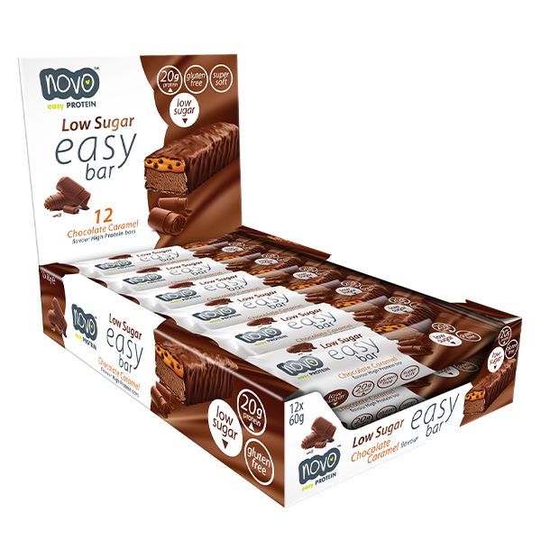 PROTEIN EASY BAR 12 PACK