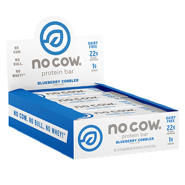 No Cow Protein Bar 12 Pack