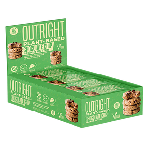 Outright Vegan Bars 12 Pack