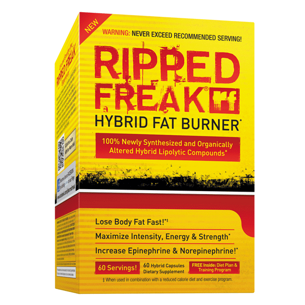 Pharmafreak Ripped Freak Fat BurnER