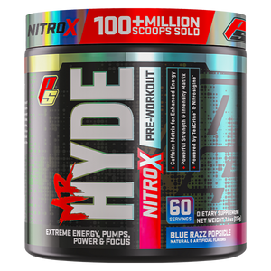 ProSupps Mr Hyde Nitro-X  Preworkout 60 Serve