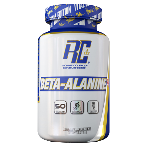 Ronnie Coleman Beta-Alanine 100 Caps