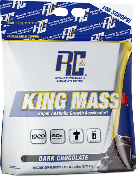 Ronnie Coleman King Mass XL 5lb