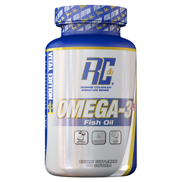 Ronnie Coleman Omega-3 Fish Oils