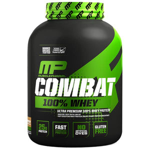 MUSCLEPHARM COMBAT 100% WHEY 5LB (+ FREE SHIRT )