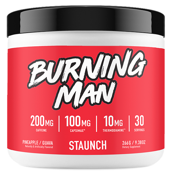 Staunch Nutrition Burning Man 30 Serve