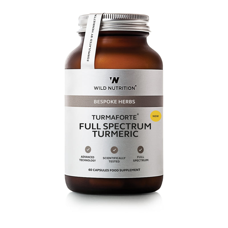 Wild Nutrition Turmaforte Full Spectrum Turmeric 60 Caps