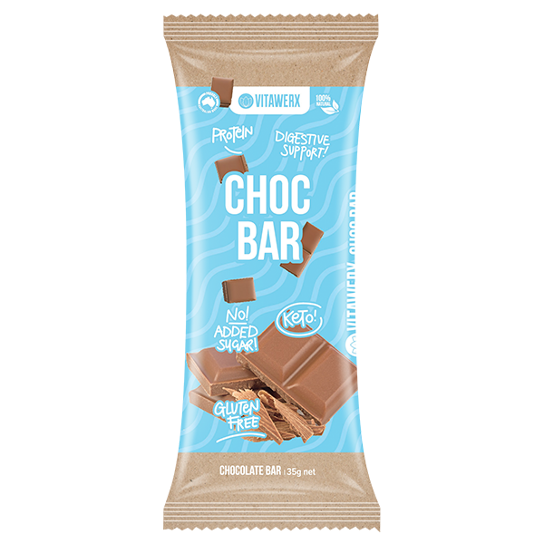 Vitawerx Chocolate Protein Bars 35g 12 Pack