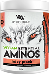 White Wolf Vegan Essential Amino 30 Serve