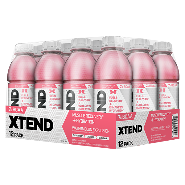 XTEND On The Go Still 500ml 12 Pack