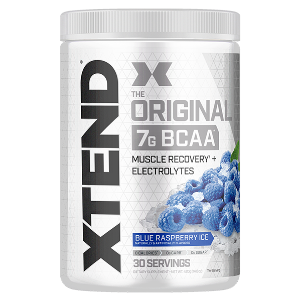 XTEND Scivation BCAA 30 Serve