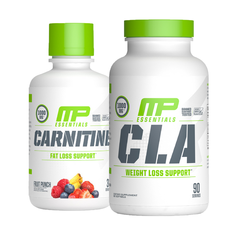 Musclepharm Natural Weight Loss Stack