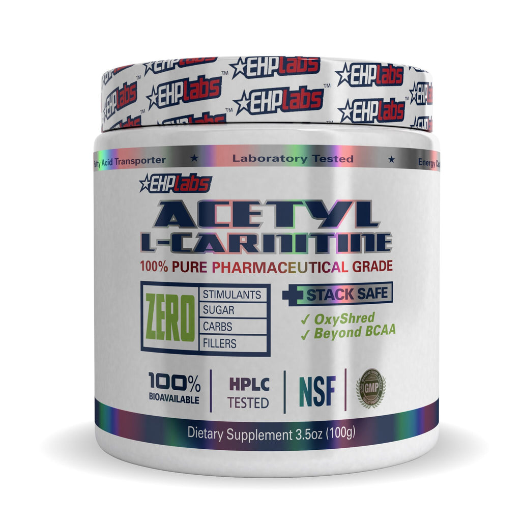 EHP Labs Acetyl L-Carnitine 100 Serve
