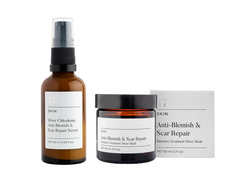 Anti-Blemish & Scar Repair 2 Step Intensive Treatment Bundle
