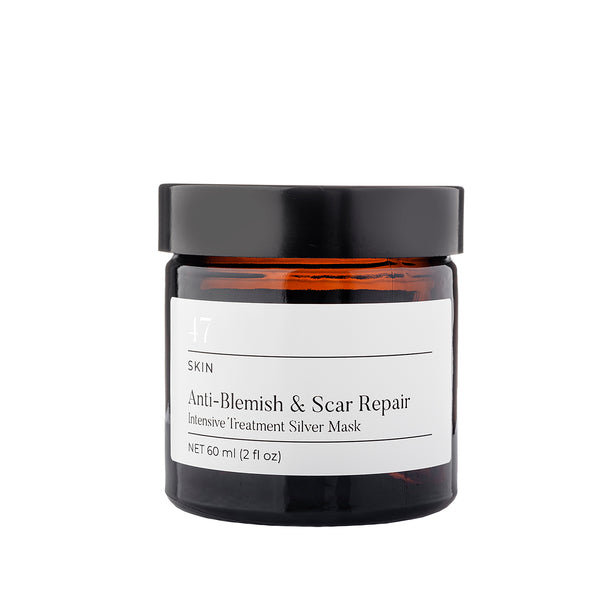 Anti-Blemish and Scar Repair Intensive Treatment Silver Mask 60ml